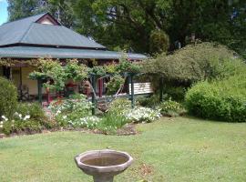 Chauvel Park Bed & Breakfast, Tabulam (Tooloom yakınında)