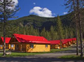 Jasper East Cabins, Jasper (Brule Mines yakınında)