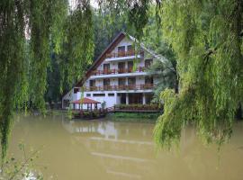 Guest house Lacul Linistit, Moneasa