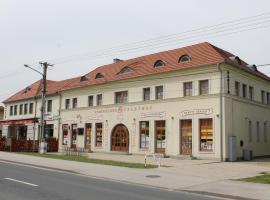 Rábensteiner Panzió, Fertőd (рядом с городом Fertőszéplak)