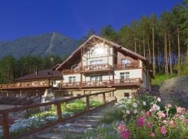 Eco-hotel Ekho