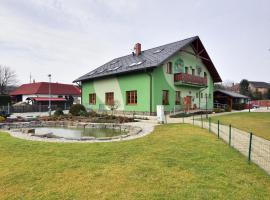 Restaurace a penzion Kamenec, Jilešovice