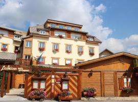 Hôtel Restaurant & Spa Les Autanes, Ансель