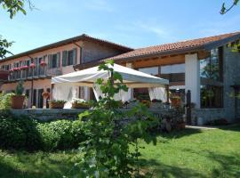 Agriturismo Borgovecchio, Romàns d'Isonzo (Mariano del Friuli yakınında)