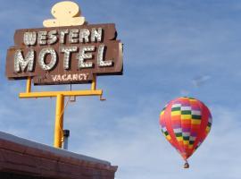 Western Motel, Gunnison