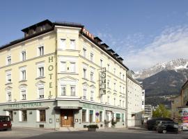 Hotel Altpradl, Insbruka