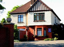 Lattice Lodge, Ипсвич (рядом с городом Witnesham)