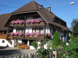 Landhaus Pension Endresenhof, Freudenstadt-Igelsberg (Erzgrube yakınında)