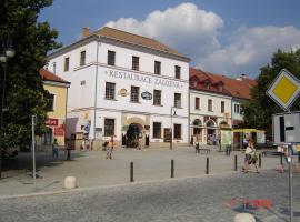 Hotel Zálozna Boskovice, Boskovice
