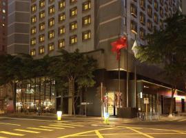 エンパイア ホテル 香港 ワン チャイ