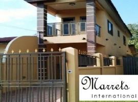 Marrets International Hotel - Express, Cape Coast (рядом с городом Ahinbuboi)