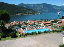 Hotel Rotelli, Sale Marasino