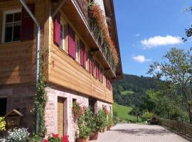 Martinhansenhof, Oberwolfach (Kurzenbach yakınında)