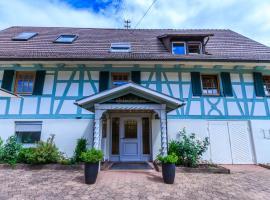 Hirschen Apartments, Reute (Vörstetten yakınında)