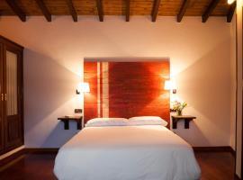 Hotel Gastronómico Cabo Vidío, Овиньяна (рядом с городом Новельяна)