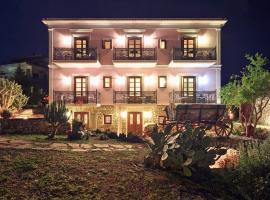 Archontiko Art Hotel, Galaxidhion