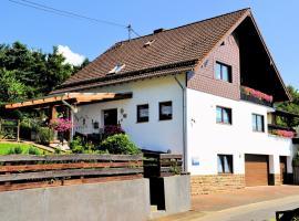 Ferienwohnung Eudenbach, Alsbach (Ransbach-Baumbach yakınında)