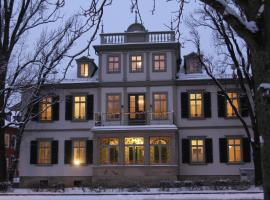 Hotel Villa Victoria, Coburg (Niederfüllbach yakınında)