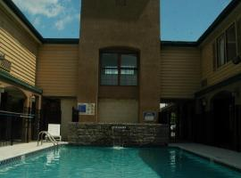Scottish Inn & Suites-Allentown
