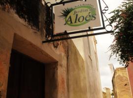 Jardim dos Aloés Boutique B&B, Ilha de Moçambique (рядом с регионом Nacala Velha)
