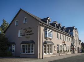 Hotel Restaurant Lange, Bersenbrück (Ankum yakınında)