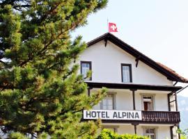 Alpina Hotel, Interlaken