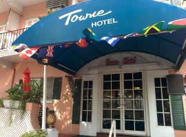 Towne Hotel, Nassau