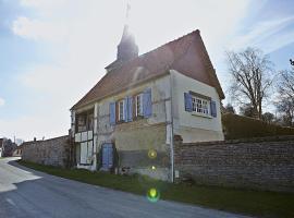 Gîte du Presbytère de L'Abbé L'Hermina, Saint-Martin-le-Gaillard (рядом с городом Auquemesnil)
