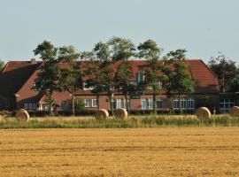 Landhotel Alte Schule - Hotel Garni, Wangerland-Schillig