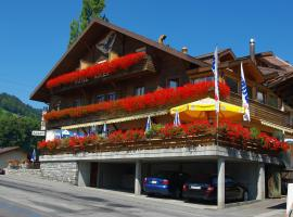Hotel Adler, Sigriswil (Schwanden yakınında)