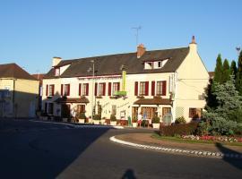 Hotel de L'agriculture, Десиз (рядом с городом Beaumont-Sardolles)