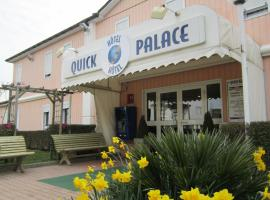 Quick Palace Nantes La Beaujoire, Nantes
