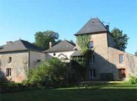 Moulin Du Chapitre, Chanzeaux (рядом с городом Saint-Lambert-du-Lattay)
