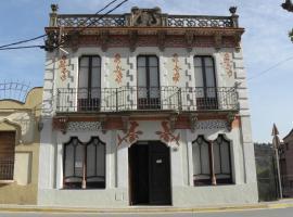 Hostal Cal Pla, Sant Llorenc Savall (Granera yakınında)