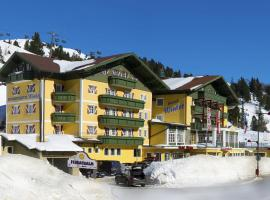 Hotel Appartement Winter