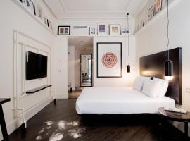 Budget Hotels That Guests Love In Barcelona Praktik Garden