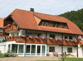 Haus Ingrid Kaiser, Dachsberg im Schwarzwald (Wittenschwand yakınında)