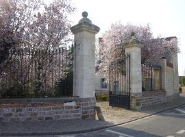 Gite de l'Abbaye d'Etrun, Étrun