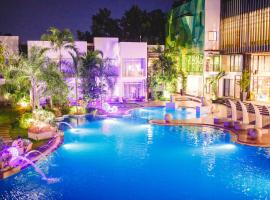 Aziza Paradise Hotel, Пуэрто-Принсеса