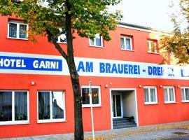 Hotel am Brauerei-Dreieck