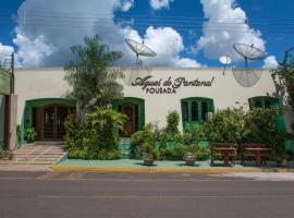 Águas do Pantanal Inn Pousada, Miranda (Esperança yakınında)