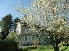 Villa Magnolia, Pressagny l'Orgueilleux (рядом с городом Сент-Этьен-су-Байёль)