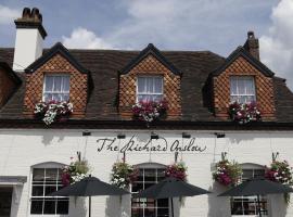 The Richard Onslow, Cranleigh (рядом с городом Rudgwick)