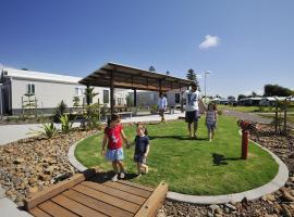 Stockton Beach Holiday Park