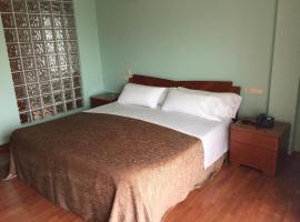 Motel Abalo, Catoira (Coaxe yakınında)
