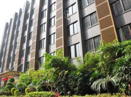Nopo Grand International Hotel Apartment, Guangzhou (Caibian yakınında)