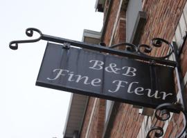 B&B-Fine Fleur, Zottegem