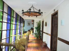 Hotel Colonial - Salamina Caldas, Salamina (Pácora yakınında)