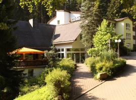 Waldhotel Ehrental, Schmalkalden (Fambach yakınında)