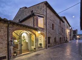Romantik Hotel Monteriggioni, Monteriggioni